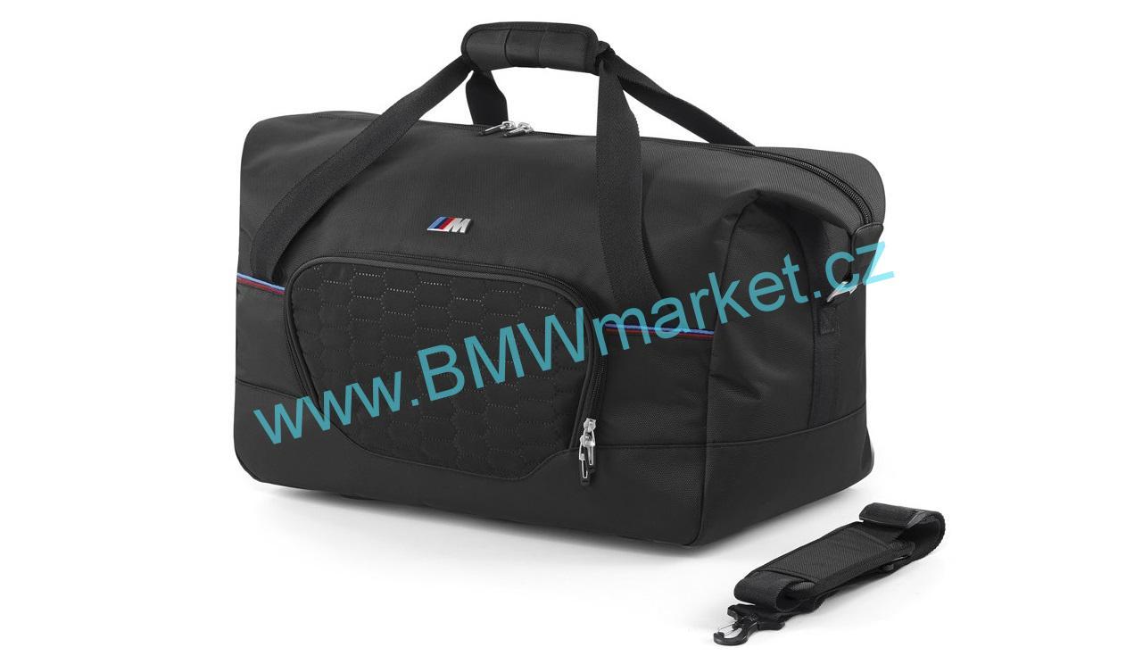 a673096881b Elegantní cestovní - sportovní taška BMW    M 80222410939 ...