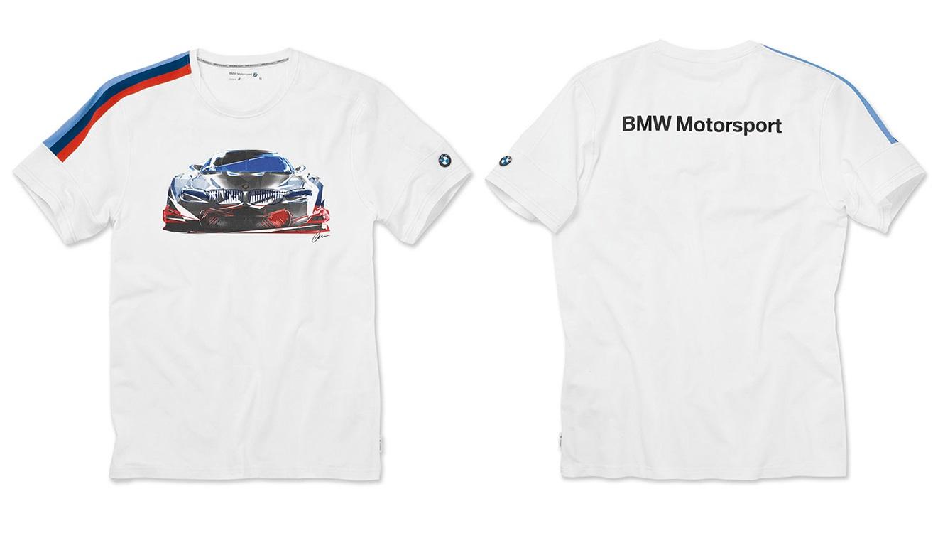 AKCE Pánské tričko s krátkým rukávem BMW Motorsport Motion ... 49e2096d73