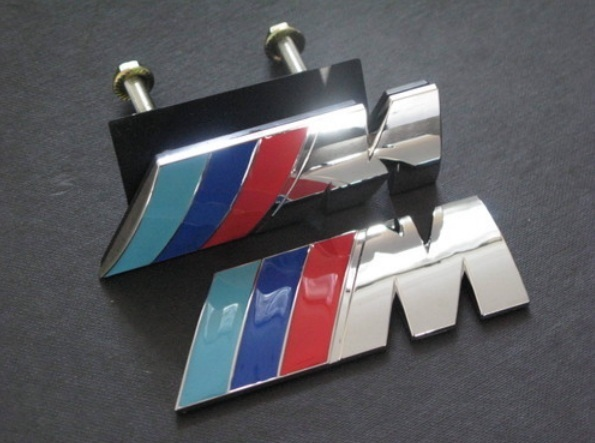 ///M znak do ledvinek - logo 3M do masky